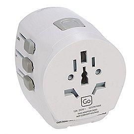 Design Go Reisezubehör Adapter UK - Weltweit USB Produktbild