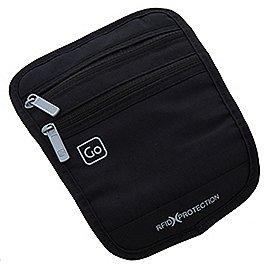 Design Go Reisezubehör Brustbeutel RFID Protection Produktbild