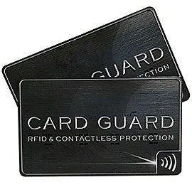 Design Go Reisezubehör RFID Kartenschutz 2-er Set Produktbild