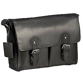 Burkely Vintage Glenn Messenger Bag 43 cm Produktbild