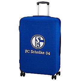 Mein Verein FC Schalke 04 Kofferhülle 67 cm Produktbild
