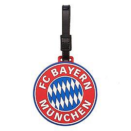 Mein Verein FC Bayern München Kofferanhänger 8 cm Produktbild