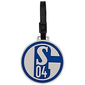 Mein Verein FC Schalke 04 Kofferanhänger 8 cm Produktbild