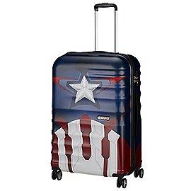 American Tourister Wavebreaker Marvel 4-Rollen-Trolley 67 cm Produktbild