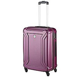 koffer-direkt.de Wagner Luggage Barracuda 4-Rollen-Trolley 67 cm - purple