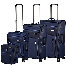 Reisekoffer & Trolleys Reisen Frank Travelite Elbe Two Boardtrolley S 55 Cm