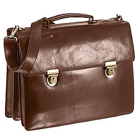 Leonhard Heyden Cambridge Aktentasche mit Laptopfach 42 cm Produktbild