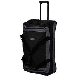 Travelite Basics 2-Rollen-Doppeldeckertrolley 78 cm Produktbild