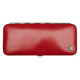 Zwilling Classic Red and Black Rahmen-Etui 5-tlg. 15 cm Produktbild