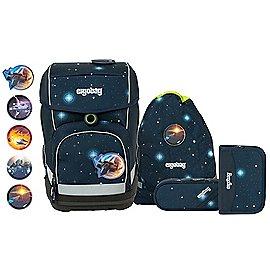 ergobag cubo Galaxy Glow Schulrucksack-Set 5-tlg. 40 cm Produktbild