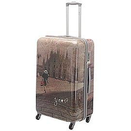 Y NOT? Holiday 4-Rollen-Trolley 65 cm Produktbild