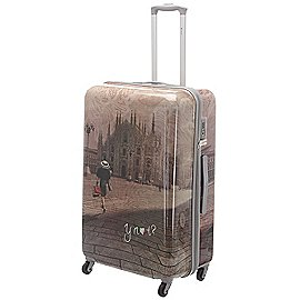 Y NOT? Holiday 4-Rollen-Trolley 79 cm Produktbild