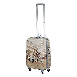 Y NOT? Holiday 4-Rollen-Bordtrolley 54 cm Produktbild