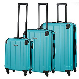 koffer-direkt.de Weave II 4-Rollen-Trolley Set 3-tlg. Produktbild