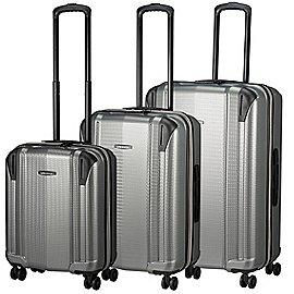 koffer-direkt.de Cubase II 4-Rollen-Trolley Set 3-tlg Produktbild