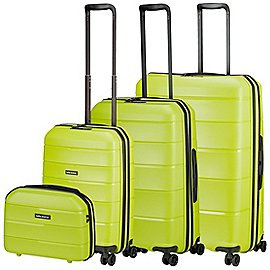 koffer-direkt.de Four Flight II Evolution 4-Rollen-Trolley Set 4-tlg. Produktbild