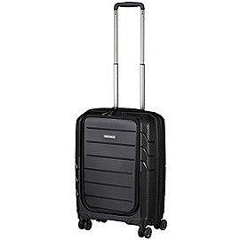 koffer-direkt.de Flight Lite 4-Rollen-Trolley mit Laptopfach 55 cm Produktbild