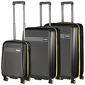National Geographic Aerodrome 4-Rollen Trolley Set 3-tlg. Produktbild