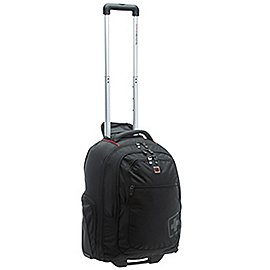 Swissbags Black Line The Traveller Rolling Backpack 52 cm Produktbild