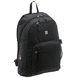 Swissbags Black Line Nyon Teardrop Backpack 44 cm Produktbild