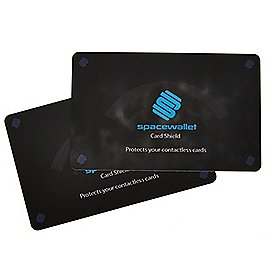 Space Wallet Accessoires Card Shield Produktbild