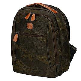 Brics Life Camouflage Rucksack mit Laptopfach 40 cm Produktbild