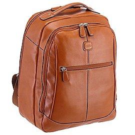 Brics Life Pelle Backpack Rucksack mit Laptopfach 40 cm Produktbild