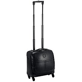 Brics Life Pelle 4-Rollen Mobile Office mit Laptopfach 43 cm Produktbild