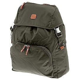 Brics X-Travel Rucksack mit Laptopfach 39 cm Produktbild