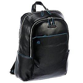Piquadro Blue Square Rucksack mit Laptopfach 39 cm Produktbild