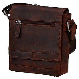 koffer-direkt.de Prato Hunter Elba Überschlagtasche 22 cm Produktbild