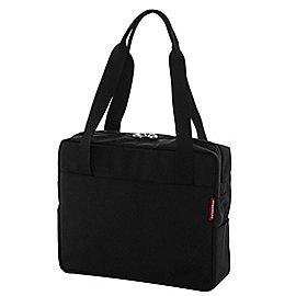 koffer-direkt.de Reisenthel Black Series Business Bag mit Laptopfach 38 cm - black