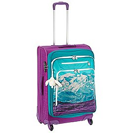 Kipling Basic Travel Plus 4-Rollen-Trolley 68 cm Produktbild