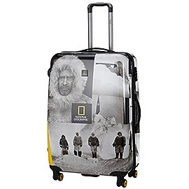 National Geographic Adventure of Life Scientist Robert E. Peary 4-Rollen-Trolley 69 cm Produktbild