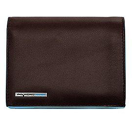 Piquadro Blue Square Hochformatbörse 12 cm Produktbild