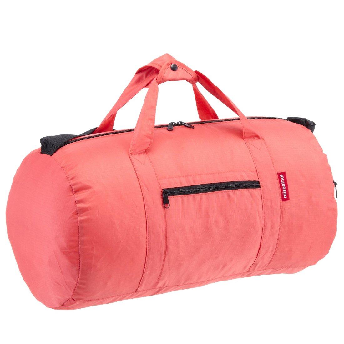 8aae76ce23 Reisenthel Travelling Mini Maxi Dufflebag Reisetasche 50 cm - coral -  koffer-direkt.de