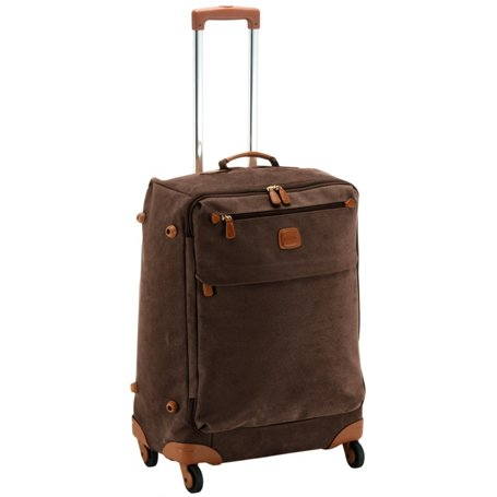 Life 4-Rollen-Trolley 65 cm - dark brown/tobacco Bric's JE7W2kPwwc