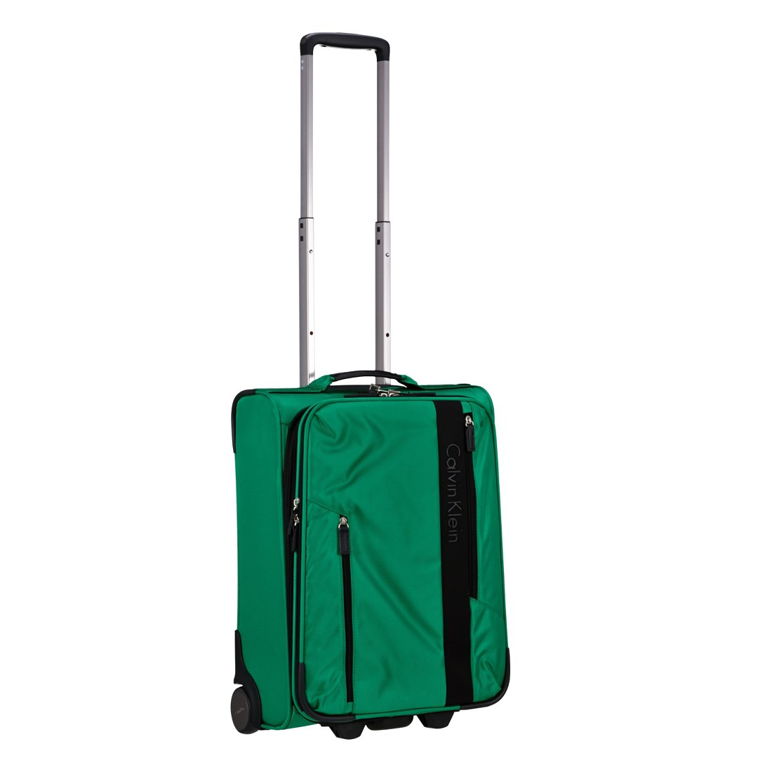 check out 240d4 27a4a Calvin Klein Northport 2.0 2-Rollen-Trolley mit Laptopfach 54 cm - green