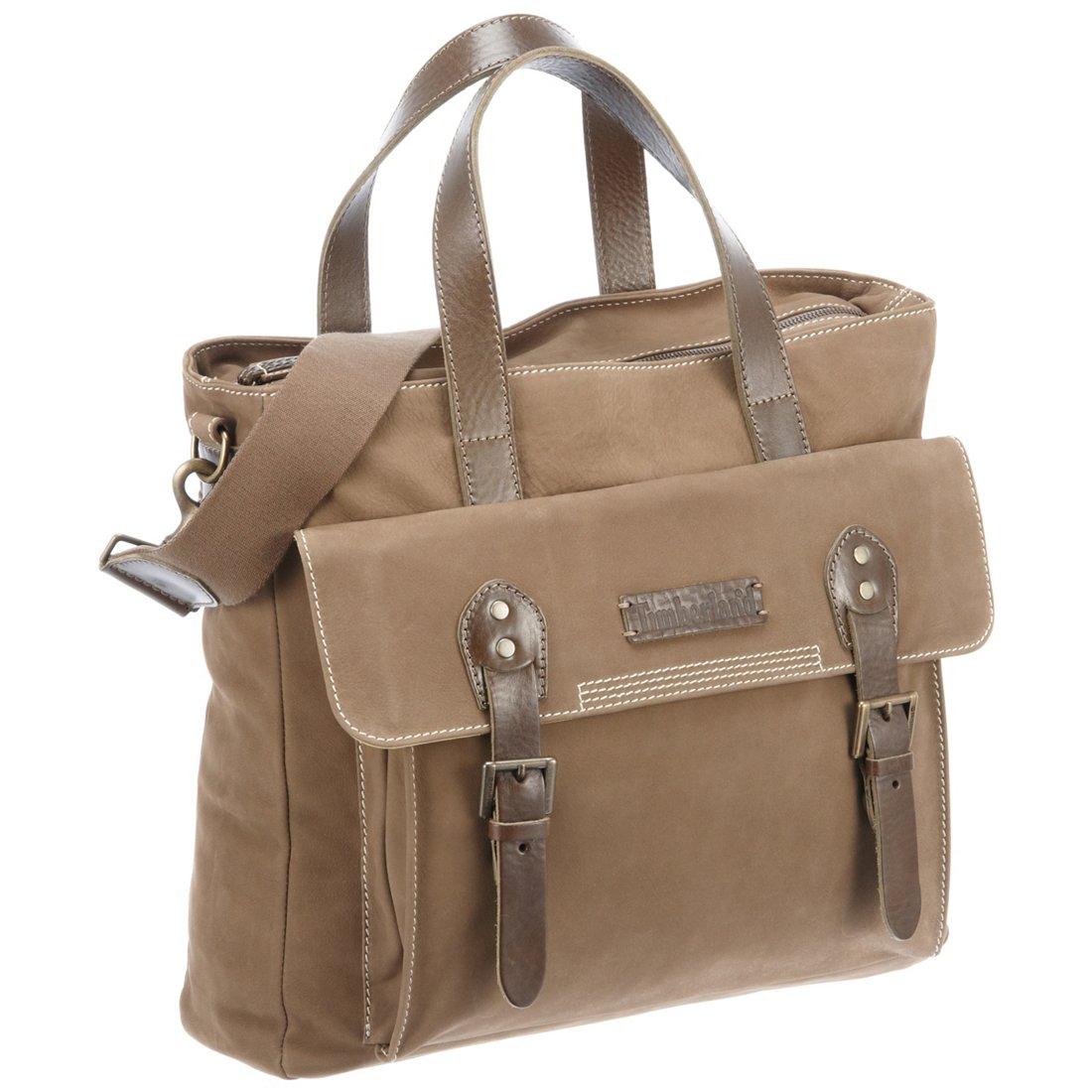 2aa4054273a2e Timberland New Rain Earthkeepers Tote Bag Umhängetasche 40 cm - flint -  koffer-direkt.de