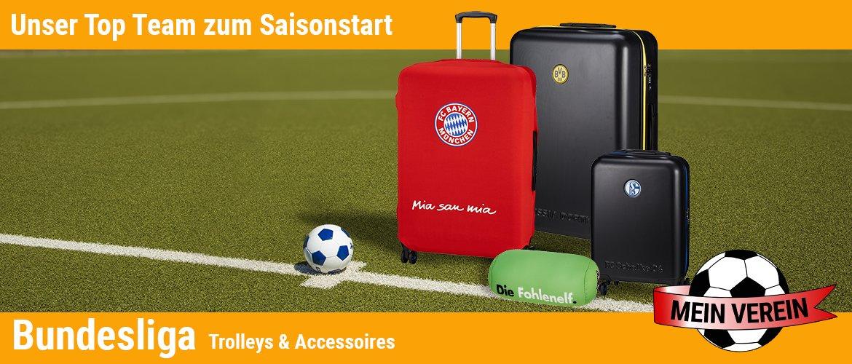 Mein Verein Bundesliga Trolleys & Accessoires