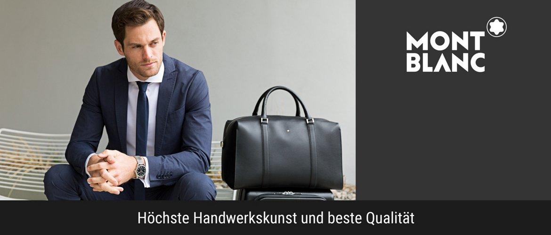 Montblanc - Neu bei koffer-direkt.de