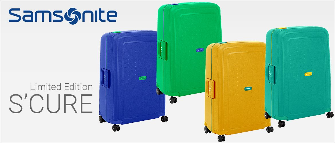 Samsonite S Cure Limited Edition