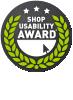 Kategoriesieger des Shop Usability Award 2018